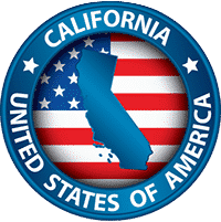 Literary Agents California State Symbol and Seal
